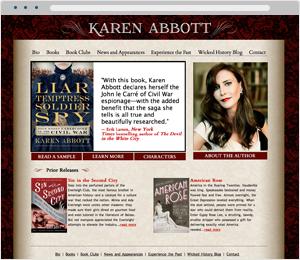 Karen Abbott Author Website