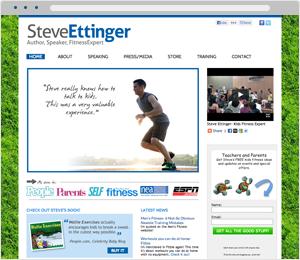 Steve Ettinger Author Website